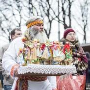 Масленица в парках Москвы 2016 фотографии