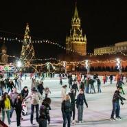ГУМ-Каток на Красной площади фотографии