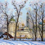 Выставка «Душа моя — Россия» фотографии