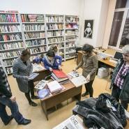 Библиотека киноискусства им. С.М. Эйзенштейна фотографии