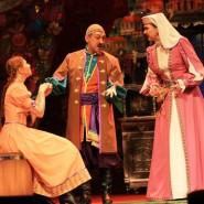 Акция «Всей семьей в театр» 2015 фотографии