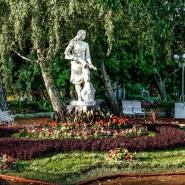 Фестиваль садов и цветов «Moscow Flower Show» 2019 фотографии