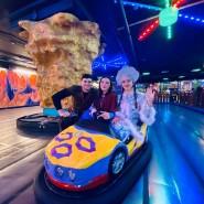 Новый год в крытом парке аттракционов «Happylon» 2020 фотографии