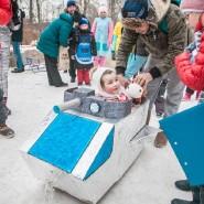 Фестиваль креативных детских саней «Battle Саночки» 2019 фотографии