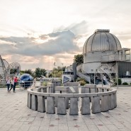 Летние концерты на крыше Планетария 2017 фотографии