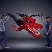 VR Рисование в Виртуальной реальности фотографии