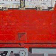 Выставка «Красные крылья конструктивизма» фотографии
