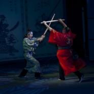 «Путь самурая» в интерактивном театре будущего De-Arte фотографии