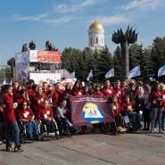 Парад московского студенчества 2019 фотографии
