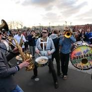 Фестиваль шагающих оркестров 2015 фотографии