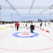 Каток «The Rink» в Сколково 2020-2021 фотографии
