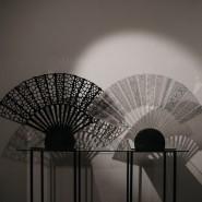Выставка «Сопряжение фактур. Гобелен и стекло» фотографии