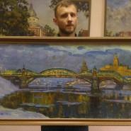 Выставка «Пленэр в городе. Пейзажная живопись» фотографии