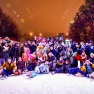 День студента в Парке Горького 2017 фотографии