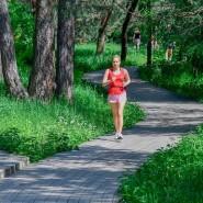 Тренировки в парках Москвы 2020 фотографии