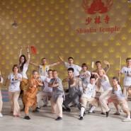 Школа цигун и кунг фу Шаолиня Мастера Ши Янбина фотографии