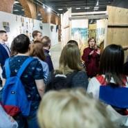 Акция «Ночь в музее» в Музее Москвы 2018 фотографии