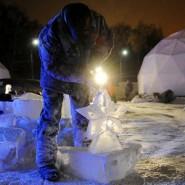 Ледовый город «Кузьминки ICE Парк» фотографии