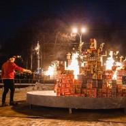 Масленица впарке «Сокольники» 2018 фотографии