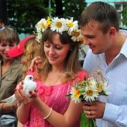 День семьи, любви и верности в Москве 2017 фотографии