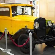 Яркая осень в Музее автомобильных историй фотографии