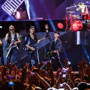 Концерт группы The Scorpions в Москве 2017 фотографии