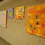 Выставка «Веселых шестеро» фотографии