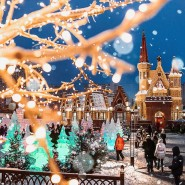 Фестиваль «Путешествие в Рождество» 2019/2020 фотографии