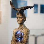 Выставка «Человек-машина» фотографии