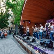 Батлы хоров в парках Москвы 2017 фотографии