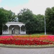 Сквер Девичьего поля фотографии