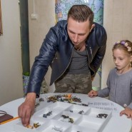 День отца в Дарвиновском музее 2020 фотографии