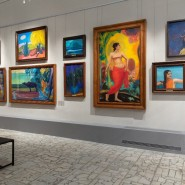 Экспозиция «Сохраняя культуру. Музей Рерихов на ВДНХ» фотографии