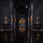 Выставка «Художественные сокровища России» фотографии