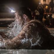 Крещенские купания в Москве 2020 фотографии