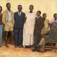 Выставка «Худпром Конго: живопись для народа» фотографии