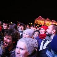 Новогодняя ночь 2019 на Поклонной горе фотографии