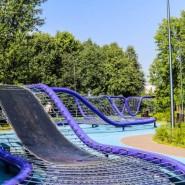 Парк Олимпийской деревни фотографии