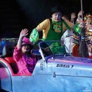Цирковая программа «Опять нам в путь!» 2017 фотографии