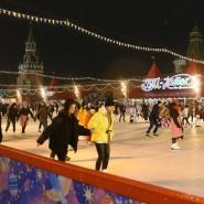 ГУМ-Каток на Красной площади 2019/2020 фотографии
