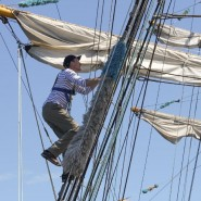 День мореплавателя на ВДНХ 2020 фотографии