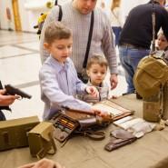 День защитника Отечества в Музее Победы 2020 фотографии