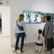 Выставка «Исследования цифрового общества на постсоветском пространстве» фотографии