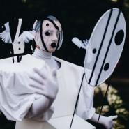 «Оперный Маскарад» в Парке «Зарядье» 2019 фотографии
