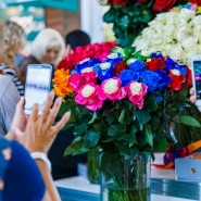 XXV Международная выставка «Цветы» фотографии