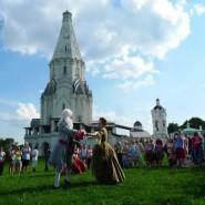 День Петра Великого в Коломенском 2017 фотографии