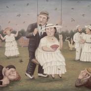 Выставка «Год театра в деревне Перемилово» фотографии