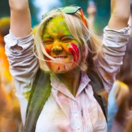 Фестиваль красок «Ирис» 2017 фотографии