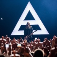 Концерт группы «Thirty Seconds To Mars» 2018 фотографии