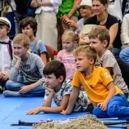 День защиты детей в парках Москвы 2019 фотографии